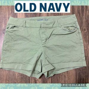 Old Navy Pixie Shorts